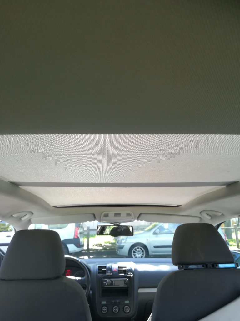 sunroof features